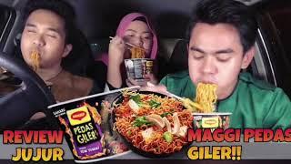 Video Review Jujur-Maggi Pedas Berapi MP3, 3GP, MP4, WEBM, AVI, FLV April 2019