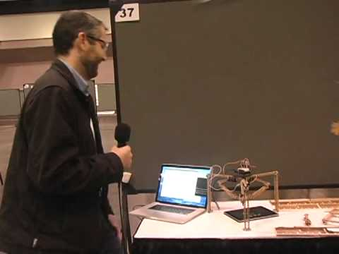 Image from 37. Building a Robot that Can Play Angry Birds on a Smartphone (or Robots are the Future of Testing)