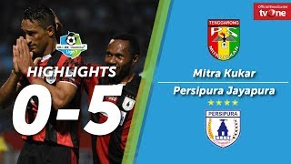Video Mitra Kukar vs Persipura Jayapura: 0-5 - All Goals & Highlights - Liga 1 MP3, 3GP, MP4, WEBM, AVI, FLV Oktober 2017