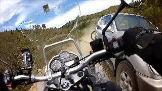 7. 2010 BMW R1200GS Adventure - Ashes To Plettenberg Bay