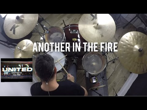 Another In The Fire (Live) Hillsong UNITED   Drum Cover   Sergio Torrens   Worship Drummer