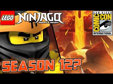 HUGE NINJAGO NEWS SOON? 🔥 Ninjago @ SDCC 2019!