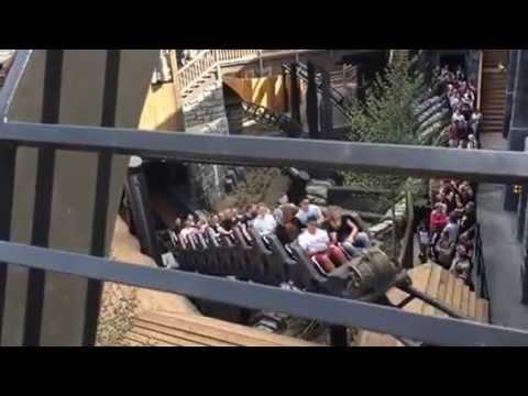 taron phantasialand, la più veloce roller coaster nel mondo!