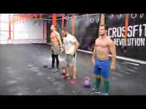 Προπόνηση στα άκρα με CrossFit και τη παρέα σου