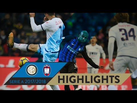 INTER-CROTONE 1-1 | HIGHLIGHTS | Matchday 23 - Serie A TIM 2017/18