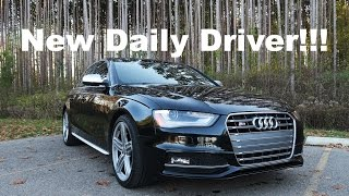 Living with the Audi S4 | Initial Impressions! by Vehicle Virgins