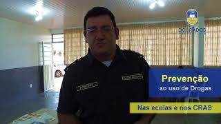 Guarda Municipal – Prevenção ao uso de Drogas