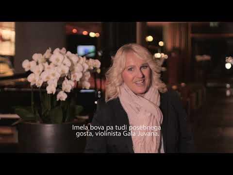 Alenka Godec o umetniškem hotelu Balnea **** Superior.