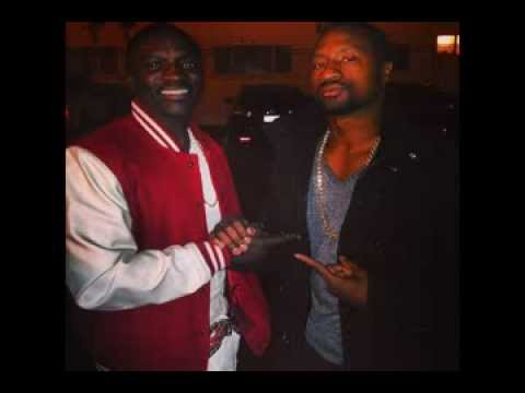 """Akon in Studio with RiiMastered's """"Sextape"""" listening session 2014"""