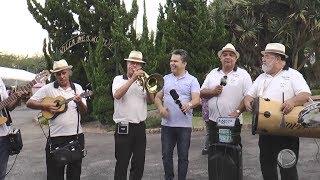 Expo São Roque - Visita Record