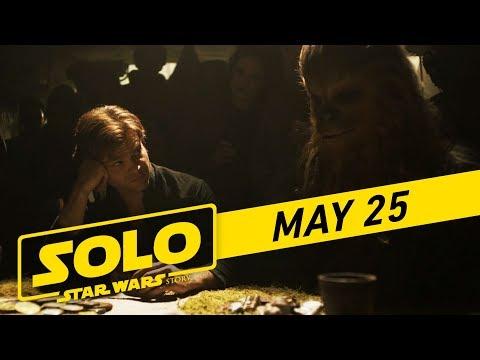 """Han Solo: Una Historia de Star Wars - """"Crew"""" TV Spot (:45)?>"""