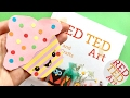 Easy Cupcake Bookmark Design - DIY Corner Bookmarks - Kawaii Paper Crafts DIYs