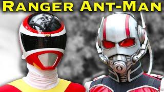 Power Ranger vs. ANT-MAN [FAN FILM]