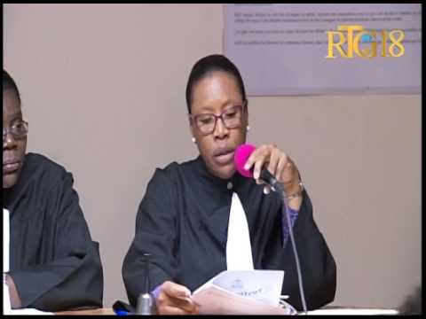 Haïti / Élection.- Bureau du Contentieux Électoral National (BCEN), 16 mars 2017
