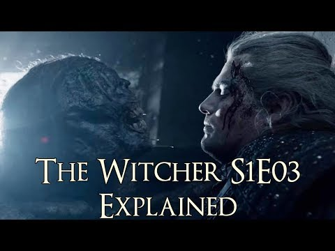 The Witcher S1E03 Explained (The Witcher Netflix Series, Betrayer Moon Explained)