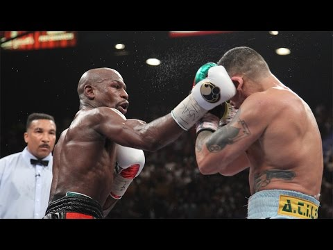 Mayweather vs. Maidana 1 - Full Fight