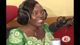 Martha Karua LIVE on the Jam984 (part2)