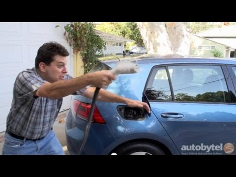 2015 Volkswagen e-Golf Road Test and Video Review