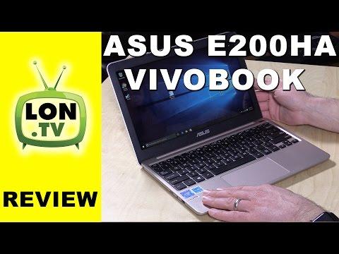 , title : 'ASUS VivoBook E200HA Review - $199 Windows Laptop - compared to X205TA'