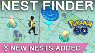*NEW NESTS* IN POKÉMON GO - HOW TO FIND NEW NESTS NEAR YOU by Trainer Tips