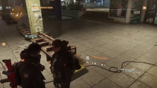 The Division Survival Pvp Solo GR