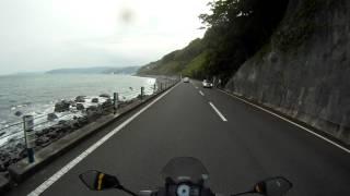9. 2012 Kawasaki Versys 650 atami-beachline