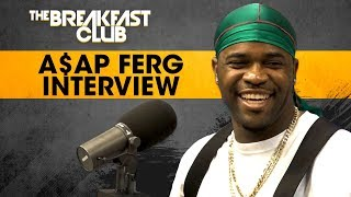 A$AP Ferg Talks His New Mixtape, Addresses A$AP Bari, Upcoming Collabs & More