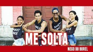 image of Me Solta - Nego do Borel ft. DJ Rennan da Penha   SWEAT DANCE