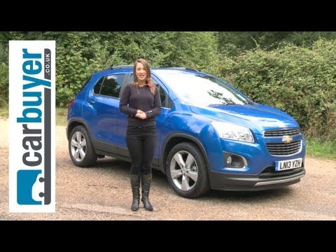 Chevrolet Trax SUV 2013 review – CarBuyer