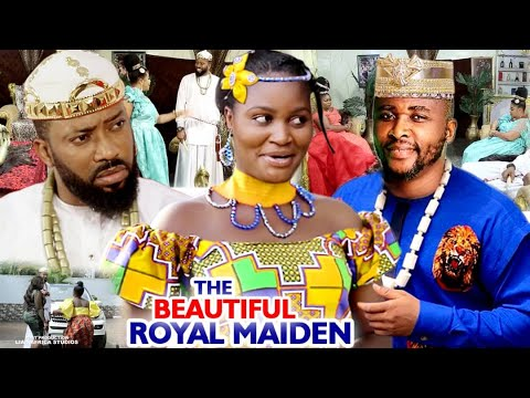 THE BEAUTIFUL ROYAL MAIDEN COMPLETE SEASON -Fredrick Leonard/Onny Micheal 2020 Latest Nigerian Movie