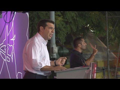 Αλ. Τσίπρας: Την Κυριακή ξεμπερδεύουμε με το παλιό