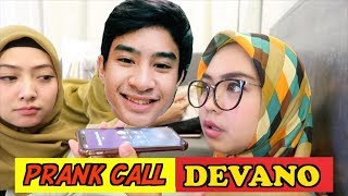 Video PRANK CALL DEVANO DANENDRA - DIA MALAH CURHAT :( MP3, 3GP, MP4, WEBM, AVI, FLV November 2018