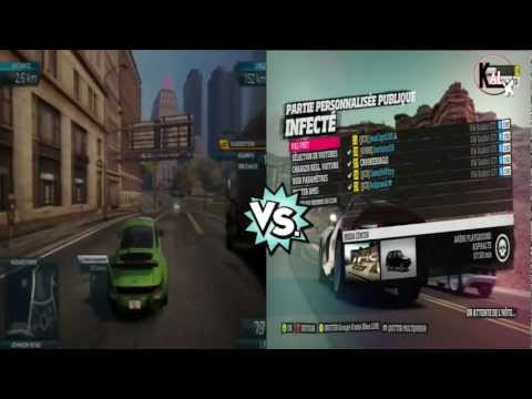 Forza Horizon Vs Need For Speed Most Wanted 2012 :-)))))