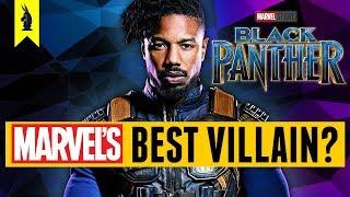 Video Is Black Panther's Killmonger the Best Villain Since the Joker? – Wisecrack Quick Take MP3, 3GP, MP4, WEBM, AVI, FLV September 2018