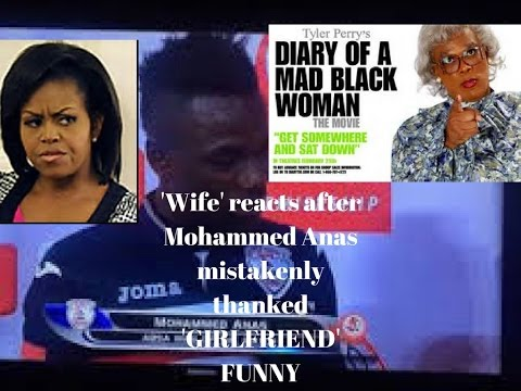 MOHAMMED ANAS, FOOTBALLER THANKED WIFE AND GI