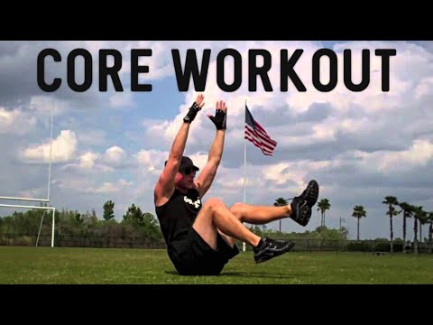 core - Scroll to the bottom of this section for the FULL List of Exercises*** Here are 20 minutes of intense Core exercises using bodyweight only. This is a comp...