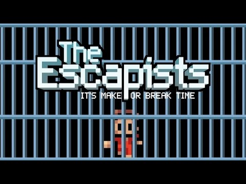трейлер The Escapists