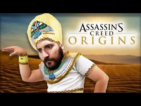 JUST DESERTS - Assassin's Creed Origins Gameplay Part 2