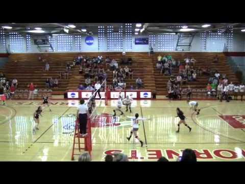 Volleyball vs. Shenandoah