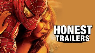 Video Honest Trailers - The Spider-Man Trilogy MP3, 3GP, MP4, WEBM, AVI, FLV Juli 2018