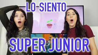 Video SUPER JUNIOR 'LO SIENTO' MV REACTION (Español) MP3, 3GP, MP4, WEBM, AVI, FLV April 2018