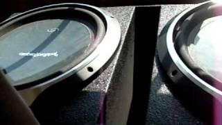Video 2 15in Fosgates playing beats for my van MP3, 3GP, MP4, WEBM, AVI, FLV Juli 2018