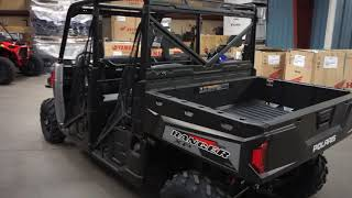4. 2019 Polaris RANGER CREW® XP 900 EPS Gray at Maxeys in Oklahoma City