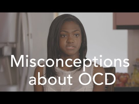 Learn about OCD: What people get wrong about hand washing and being