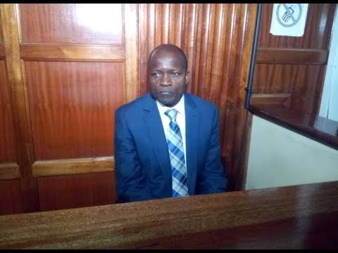 Governor Obado to appear in court over the murder of Sharon Otieno