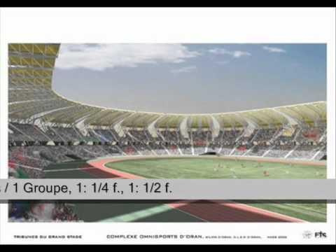 Les nouveaux stades algeriens algerie chat algerien - Salon de chat algerie ...