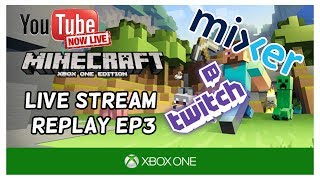 """It's the 3rd Episode in my Live Stream Survival Series for Minecraft. The goal in this espisode was to find diamonds did I or maybe something else….. Only way is to watch to find out.Subscribe here for more Gaming Videos: http://goo.gl/JnMm2v.Don't forgot to click that notifications bell so you know when my next video is live  I Stream so come join The Barking Mad Society: https://mixer.com/krlbarkerhttps://twitch.tv/krlbarker Fancy spying on what I'm doing lately join my Twitter: https://twitter.com/KrlBarkerWant to stalk me on Xbox One well here's my GT: KrlBarkerJoin my Club on Xbox One and have a Chat: Search KrlBarkerIntro Creator: Dopemotionshttps://www.youtube.com/channel/UCgvrz9ioKv89HMyg42z4pyQEdited By: KrlBarkerFor more templates, visit www.velosofy.com! Minecraft is a sandbox video game created and designed by Swedish game designer Markus """"Notch"""" Persson, and later fully developed and published by Mojang. The creative and building aspects of Minecraft enable players to build constructions out of textured cubes in a 3D procedurally generated world. Other activities in the game include exploration, resource gathering, crafting, and combat. Multiple gameplay modes are available, including a survival mode where the player must acquire resources to build the world and maintain health, a creative mode where players have unlimited resources to build with and the ability to fly, an adventure mode where players can play custom maps created by other players, and a spectator mode where players can fly around and clip through blocks, but cannot place or destroy any. The PC version of the game is noted for its modding scene, where a dedicated community creates new gameplay mechanics, items, and assets for the game."""