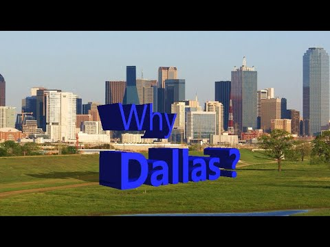 Top 10 reasons everyone is moving to Dallas, Texas. One will shock you.