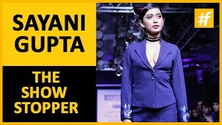 Bollywood actresses Sayani Gupta walked the ramp for Aaylixir, by wearing a blue blouse with short skirt. #famestar ABKDutta went live on #fame with Sayani, where he talked about the experience she had in the ramp. Watch the full video for more details.To view more exciting Live beams, Download the #fame App or visit: https://go.onelink.me/2709712807?pid=YT&c=Description#fame- Go Live & Be A Star Watch & Discover Live Videos  Follow & Chat Live With Celebs & #famestars - Anywhere, Anytime!Stay Connected with #fame on:Facebook: https://www.facebook.com/LiveOnfameTwitter: https://www.twitter.com/LiveOnfameInstagram: https://www.instagram.com/LiveOnfameSnapchat: liveonfame