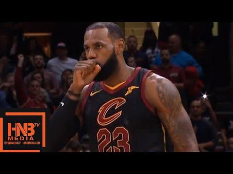 Cleveland Cavaliers vs LA Lakers 1st Half Highlights / Week 9 / Dec 14_Sport videók